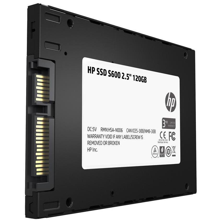Ổ cứng SSD 120GB HP S600 2 5-Inch SATA III