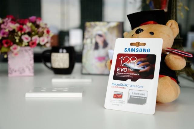 Thẻ nhớ 128GB MicroSDXC Samsung EVO Plus 6