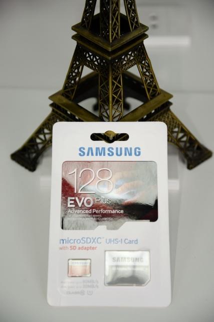 Thẻ nhớ 128GB MicroSDXC Samsung EVO Plus 8