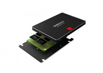 Ổ cứng SSD 512GB Samsung 850 PRO 2.5-Inch SATA III 9