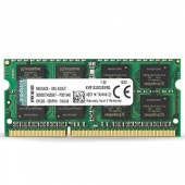 RAM DDR3 8GB Kingston 1333Mhz