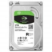 Ổ cứng HDD 2TB Seagate Barracuda Pro 7200RPM 128MB Cache