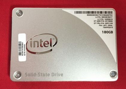 Ổ cứng SSD 180GB Intel Pro 1500 2.5-Inch SATA III (SSDSC2BF180A4) 7