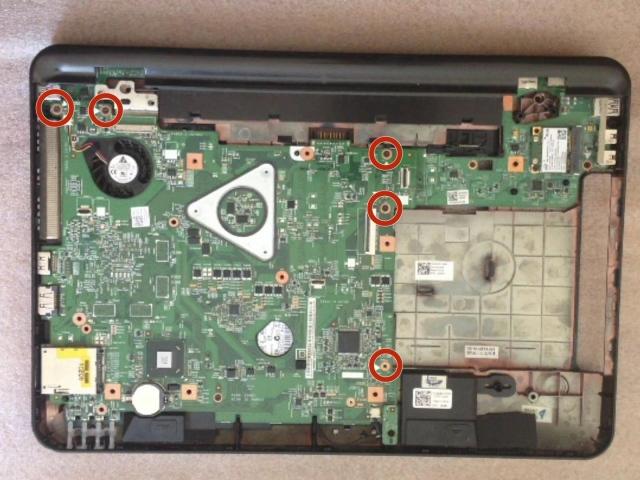 Nâng cấp ổ cứng SSD và RAM cho laptop Dell Inspiron N5110 13