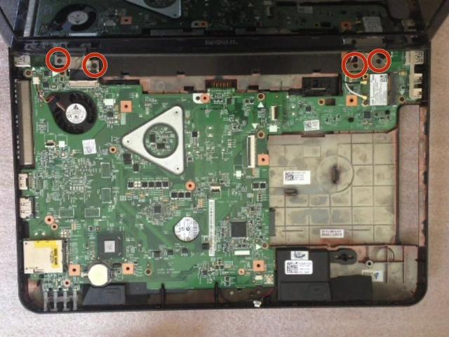 Nâng cấp ổ cứng SSD và RAM cho laptop Dell Inspiron N5110 11