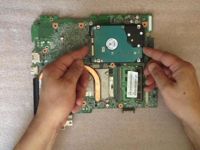 Nâng cấp ổ cứng SSD và RAM cho laptop Dell Inspiron N5110 19
