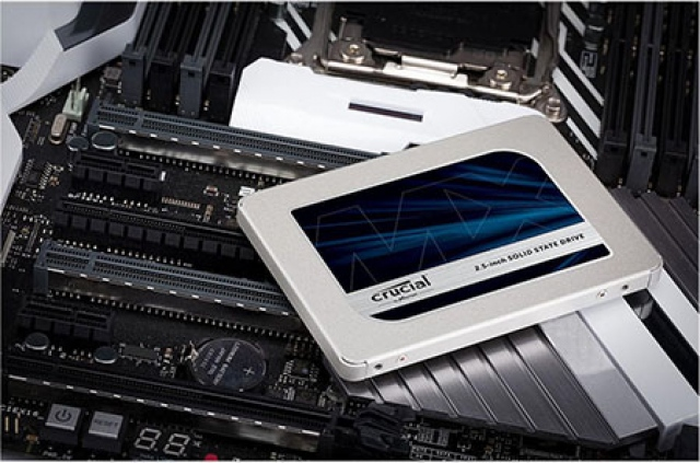 Ổ cứng SSD 250GB Crucial MX500 2.5-Inch SATA III 11