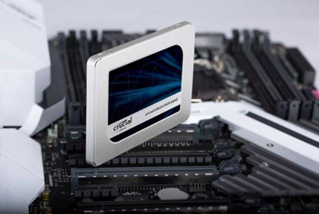 Ổ cứng SSD 250GB Crucial MX500 2.5-Inch SATA III 14