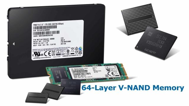 Ổ cứng SSD 128GB Samsung PM871b 2.5-Inch SATA III 6