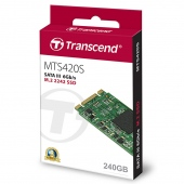 Ổ cứng SSD M2-SATA 240GB Transcend MTS420S 2242