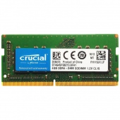 RAM DDR4 Laptop 4GB Crucial 2400Mhz