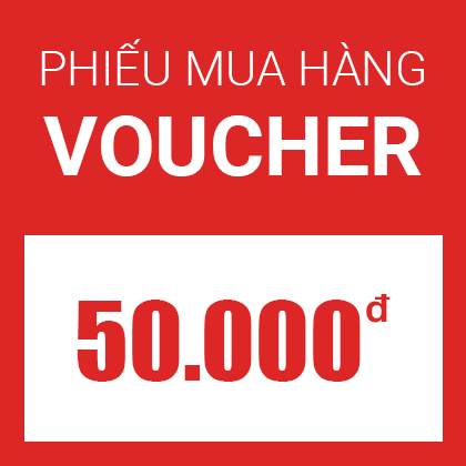Voucher 50.000 VNĐ