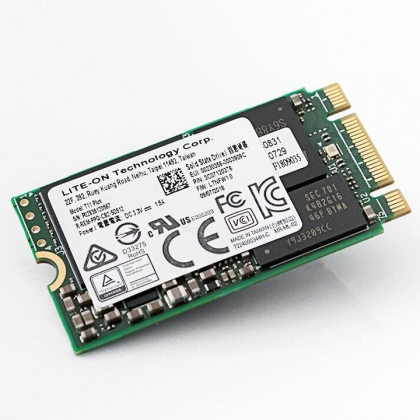 Ổ cứng SSD M2-PCIe 512GB Liteon T11 Plus 2242 NVMe