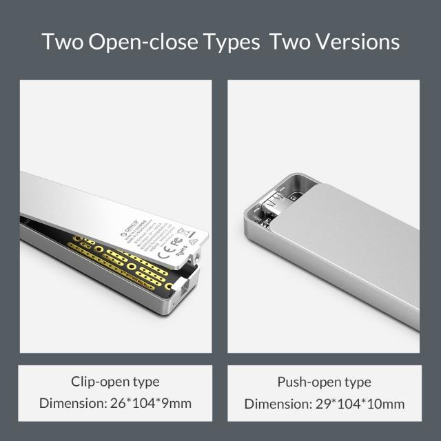 Box chuyển M.2 PCie sang USB 3.1 ORICO PVM2-C3 - Biến SSD M.2 NVMe thành ổ cứng di động 14
