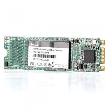 Ổ cứng SSD M2-SATA 128GB Lexar NM100 2280 - Tuanphong.vn