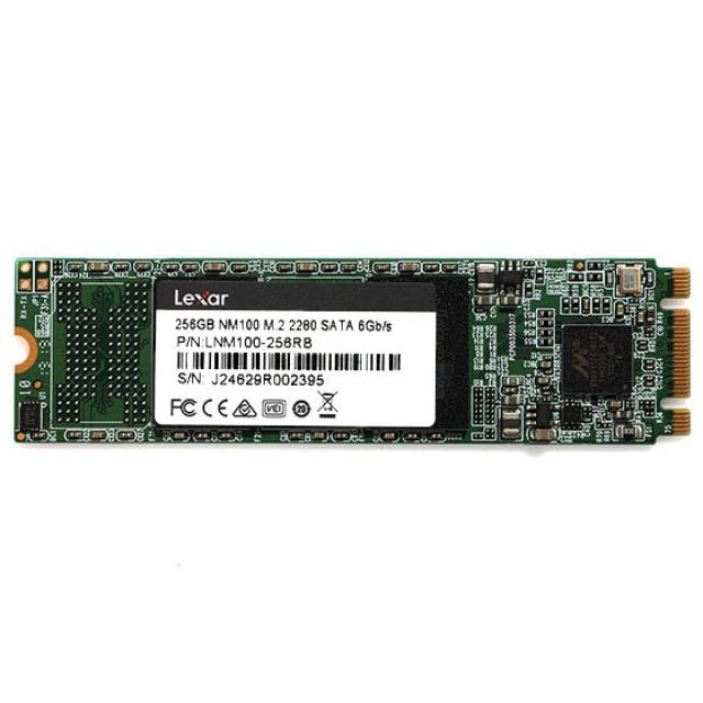 Ổ cứng SSD M2-SATA 256GB Lexar NM100 2280 - Tuanphong.vn