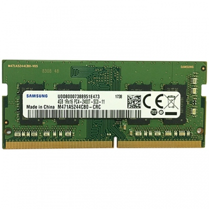 RAM DDR4 Laptop 4GB Samsung 2400Mhz