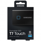 Portable SSD Samsung T7 Touch 1TB