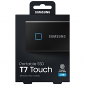 SSD Portable 2TB Samsung T7 Touch