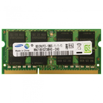 RAM DDR3 Laptop 8GB Samsung 1600Mhz (PC3 12800 SODIMM 1.5V)