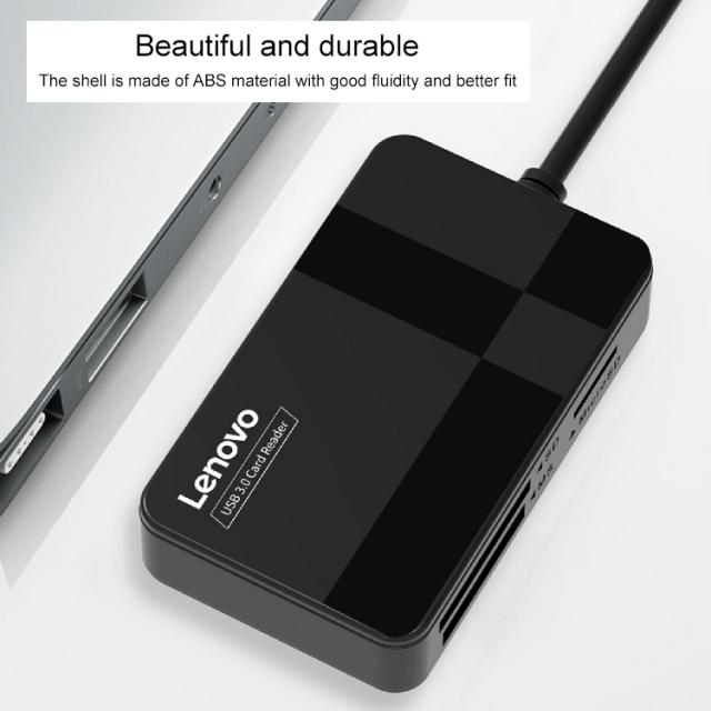 Đầu đọc thẻ đa năng Lenovo D302 - Card Reader Lenovo D302 7