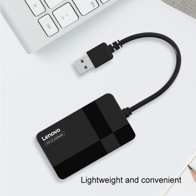 Đầu đọc thẻ đa năng Lenovo D303 - Card Reader Lenovo D303 5