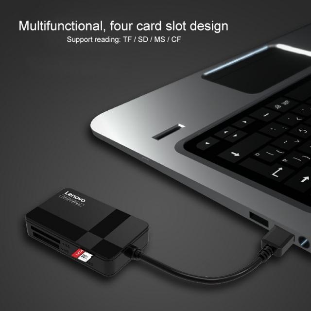 Đầu đọc thẻ đa năng Lenovo D303 - Card Reader Lenovo D303 8