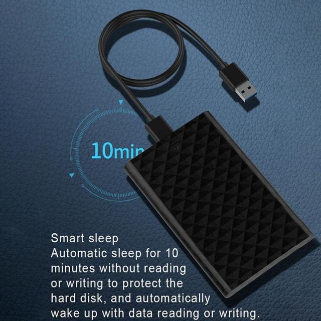 Box Lenovo S-02 USB 3.0 - Biến HDD/SSD 2.5-Inch thành ổ cứng di động 11