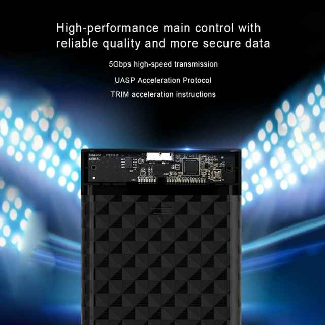 Box Lenovo S-02 USB 3.0 - Biến HDD/SSD 2.5-Inch thành ổ cứng di động 10