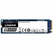 SSD M2-PCIe 250GB Kingston A2000 NVMe 2280