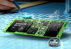 M2-SATA Samsung 850 EVO - V-NAND công nghệ 3D