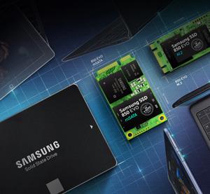 M2-SATA Samsung 850 EVO - Tương thích tối đa