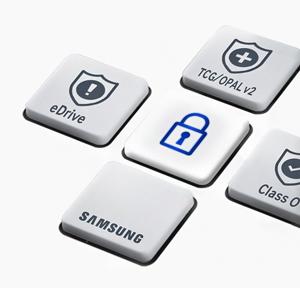 M2-SATA Samsung 850 EVO - Advanced Encryption