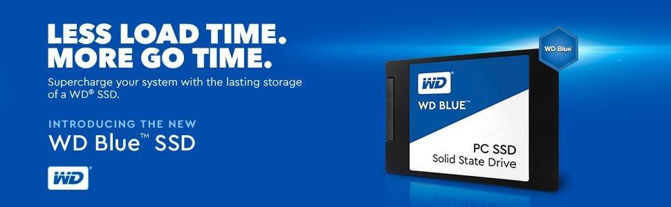 Ổ cứng SSD Western Digital WD Blue