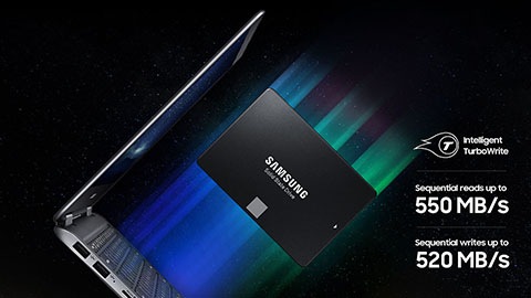 SSD Samsung 860 EVO Intelligent TurboWrite