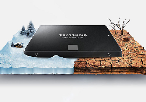 Samsung 860 EVO Dynamic Thermal Guard
