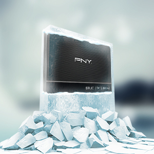 Ổ cứng SSD 120GB PNY CS900 2.5-Inch SATA III độ bền cao, chịu đựng tốt